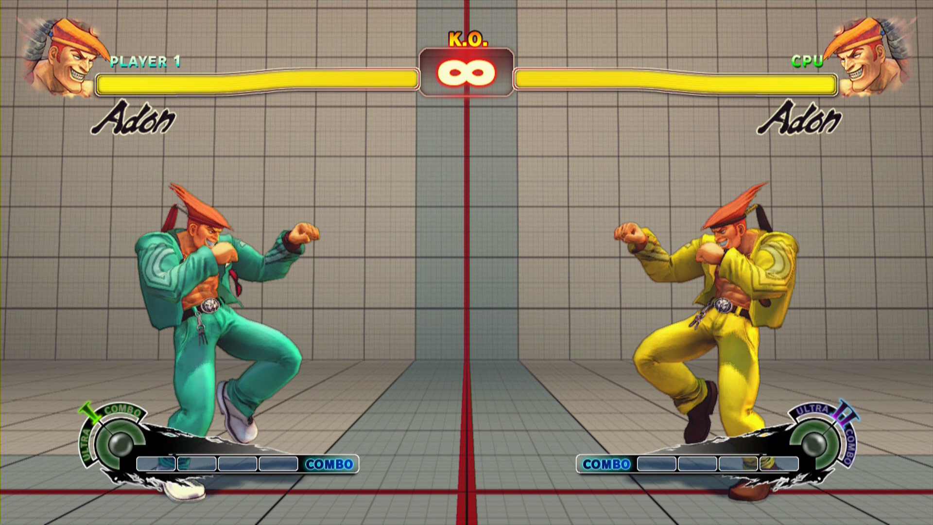 Summer Vacation costume colors in Ultra Street Fighter 4, image #2