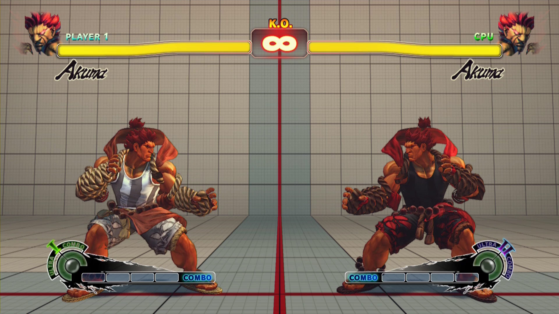 Summer Vacation costume colors in Ultra Street Fighter 4, image #3