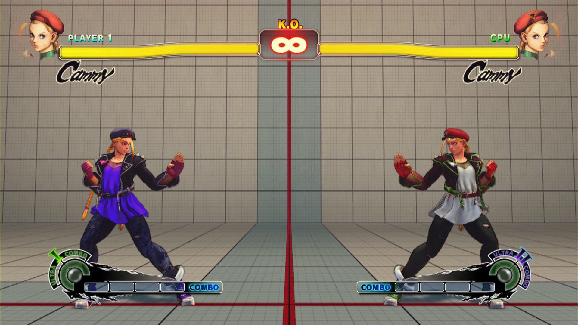 Summer Vacation costume colors in Ultra Street Fighter 4, image #6