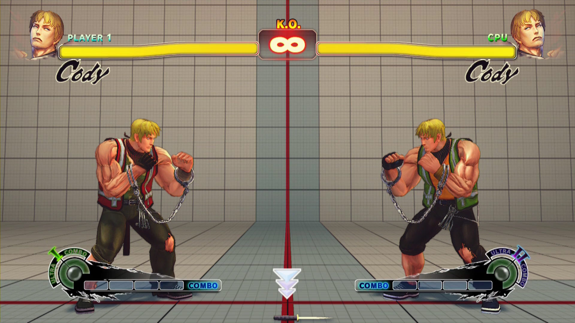 Summer Vacation costume colors in Ultra Street Fighter 4, image #8