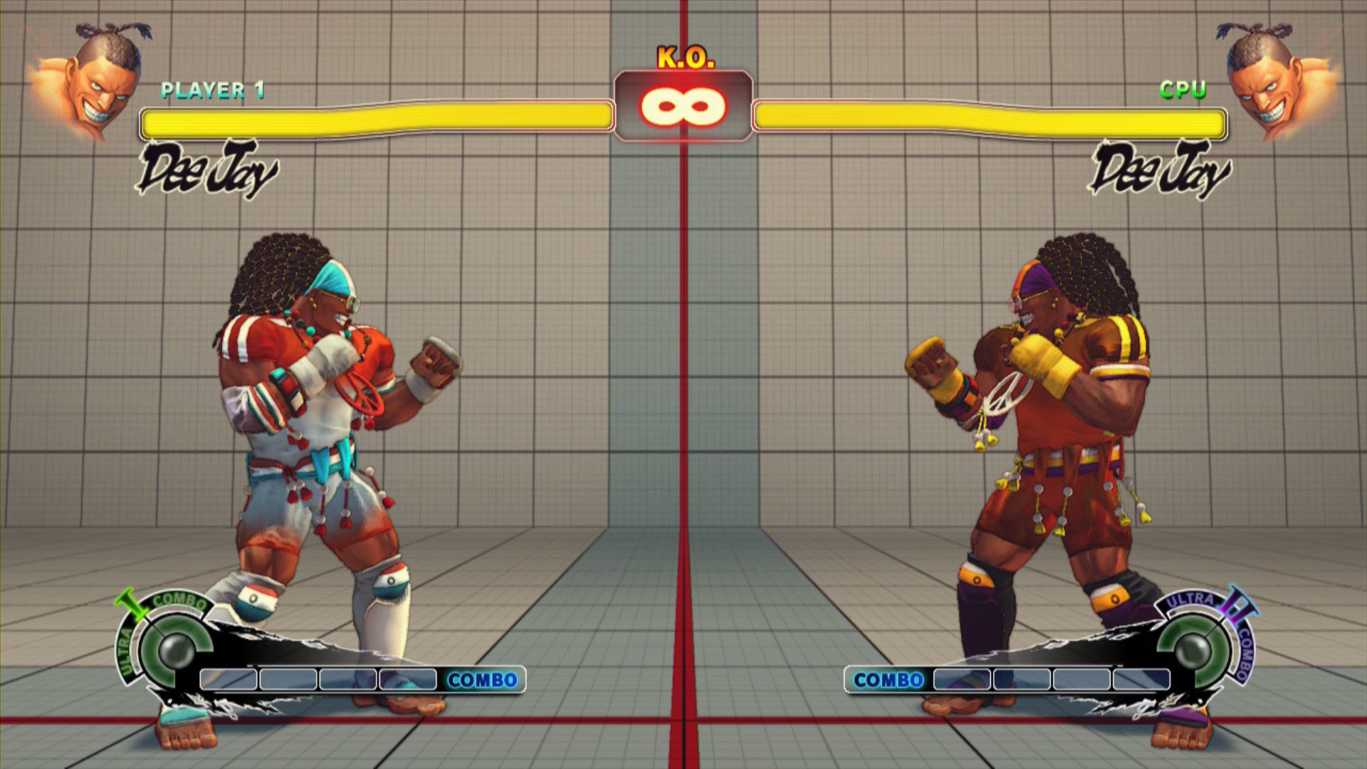 Summer Vacation costume colors in Ultra Street Fighter 4, image #12