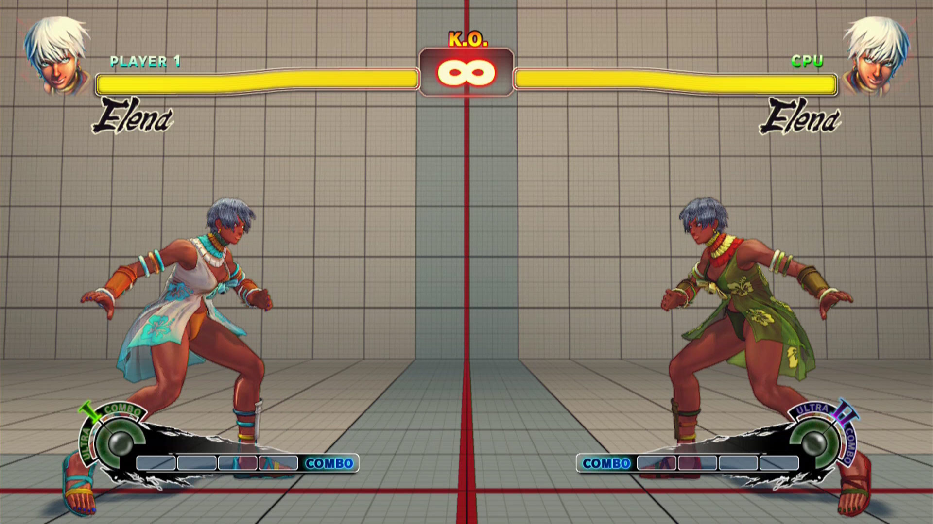 Summer Vacation costume colors in Ultra Street Fighter 4, image #16