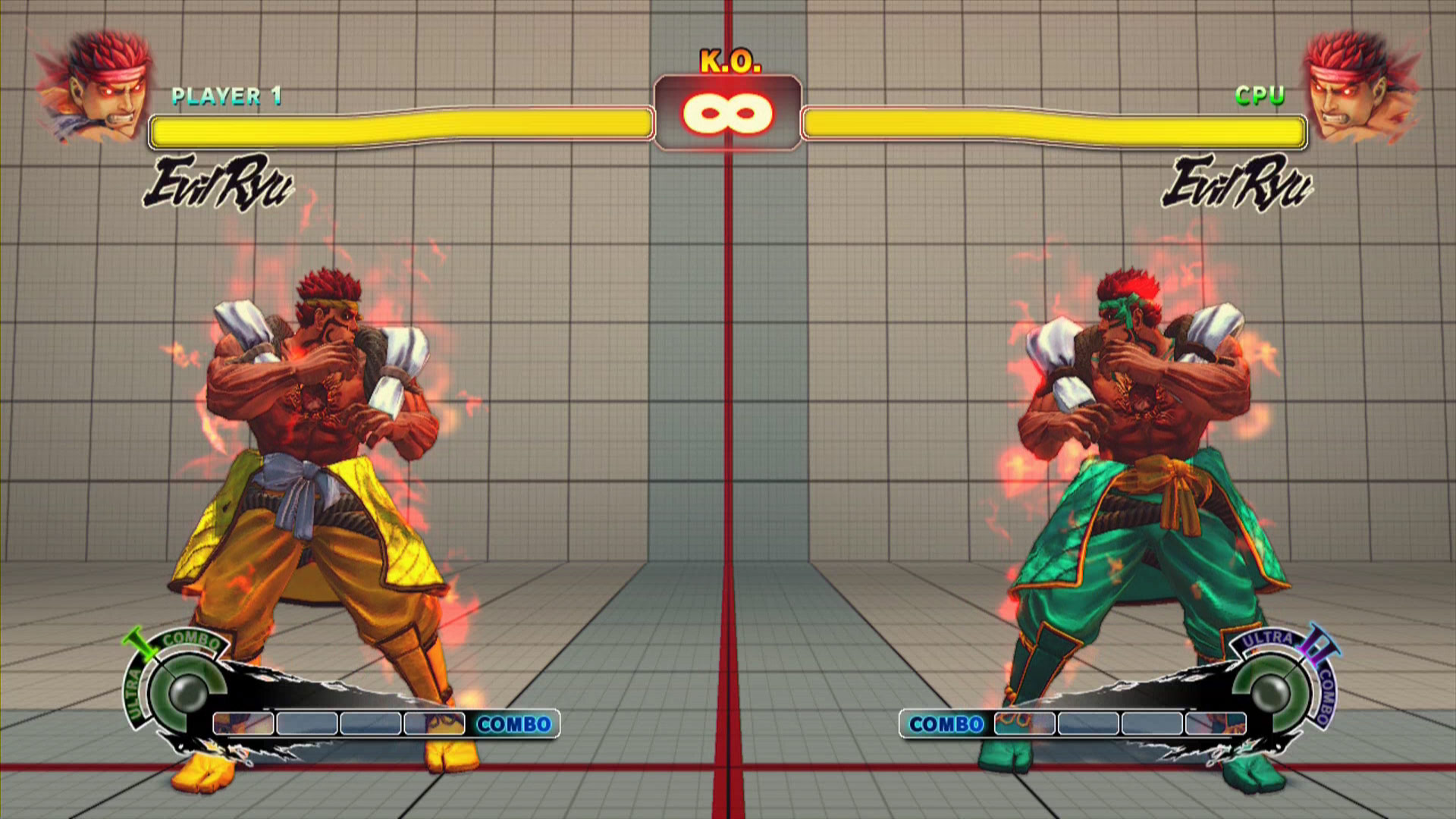 Summer Vacation costume colors in Ultra Street Fighter 4, image #18