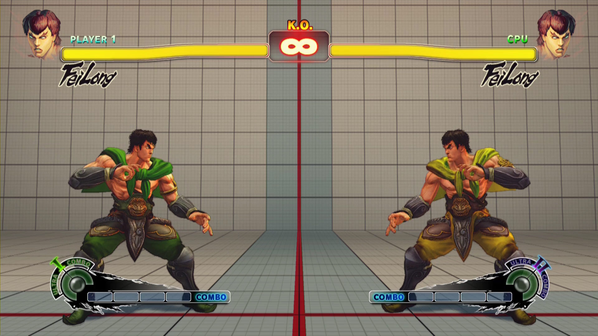 Summer Vacation costume colors in Ultra Street Fighter 4, image #19