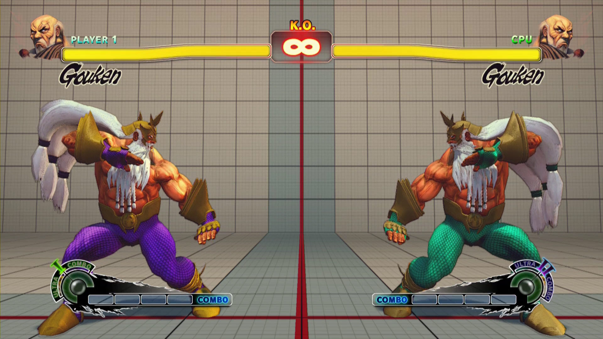 Summer Vacation costume colors in Ultra Street Fighter 4, image #21