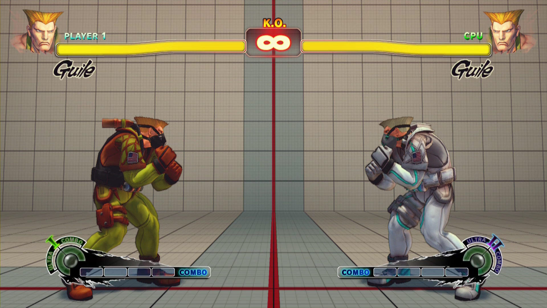 Summer Vacation costume colors in Ultra Street Fighter 4, image #22