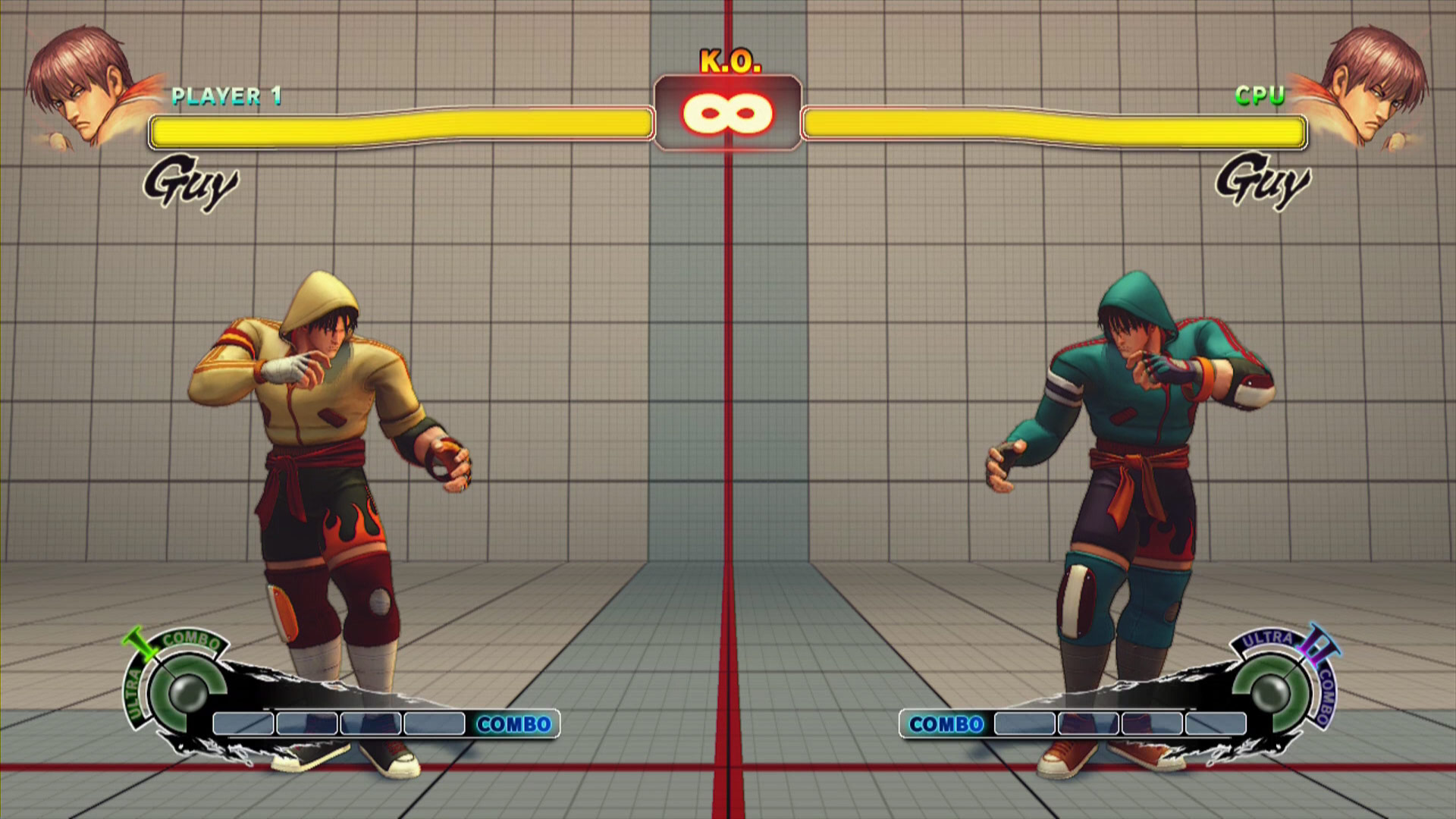 Summer Vacation costume colors in Ultra Street Fighter 4, image #23