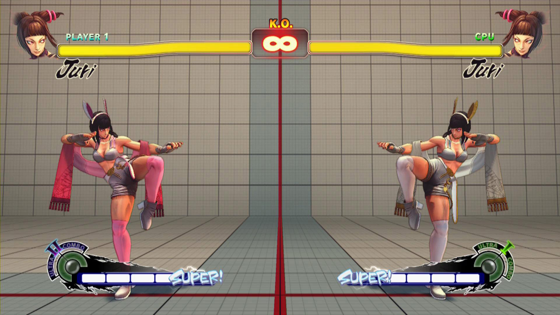 Summer Vacation costume colors in Ultra Street Fighter 4, image #26