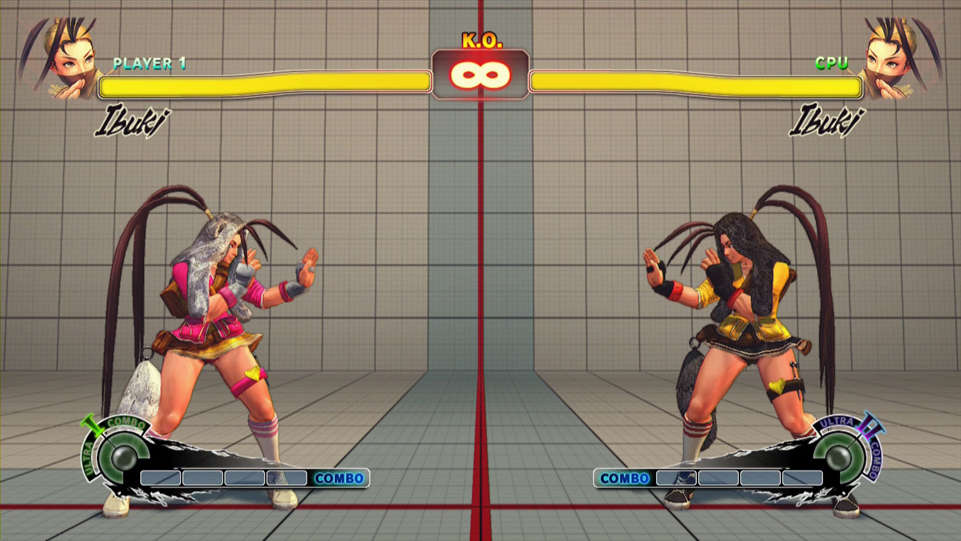 Summer Vacation costume colors in Ultra Street Fighter 4, image #27