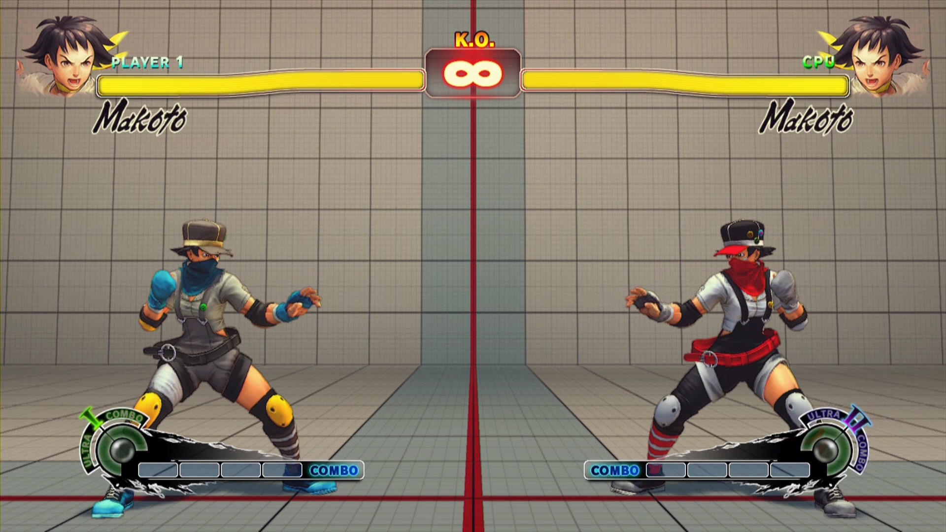 Summer Vacation costume colors in Ultra Street Fighter 4, image #29