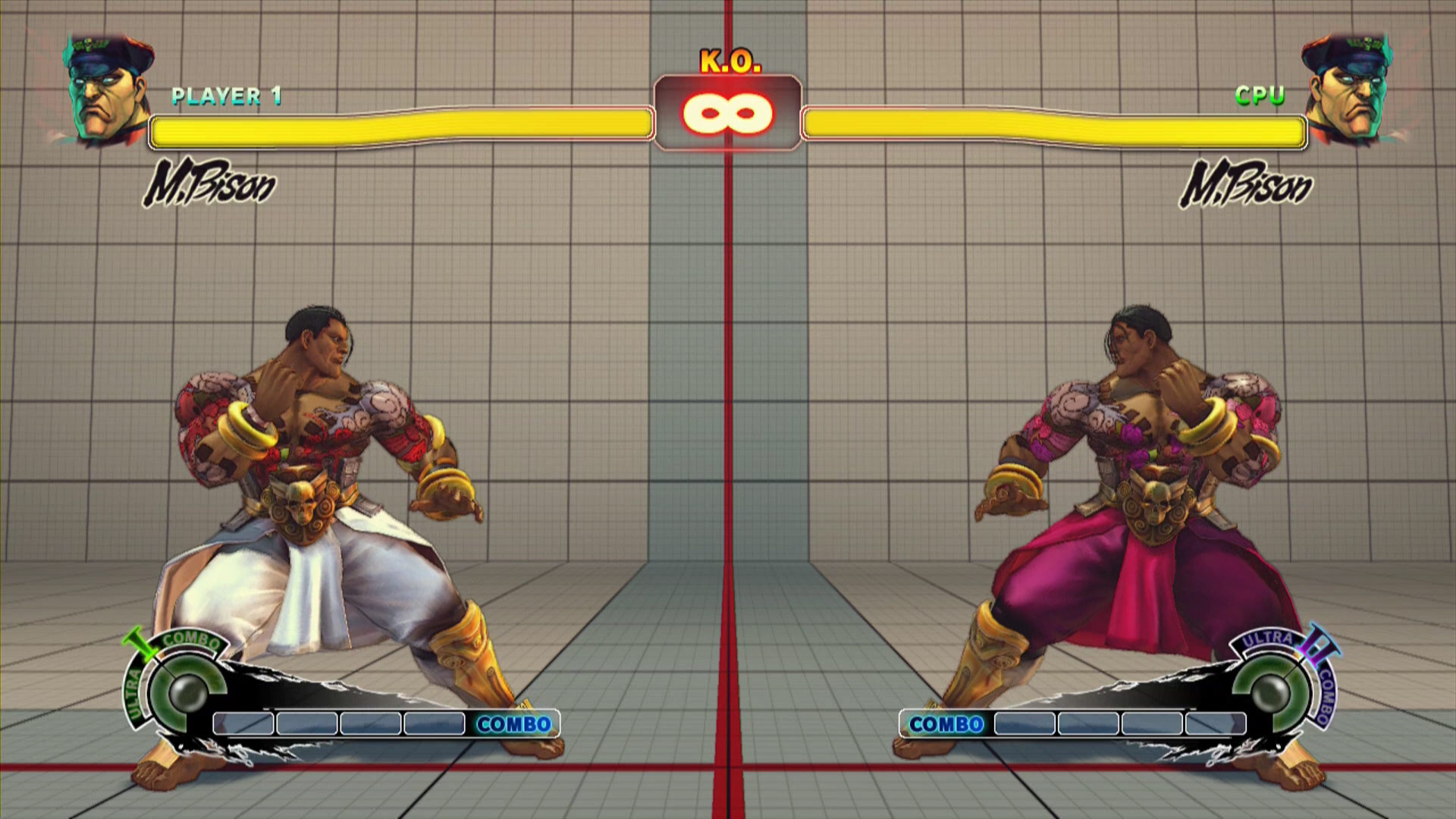 Summer Vacation costume colors in Ultra Street Fighter 4, image #30