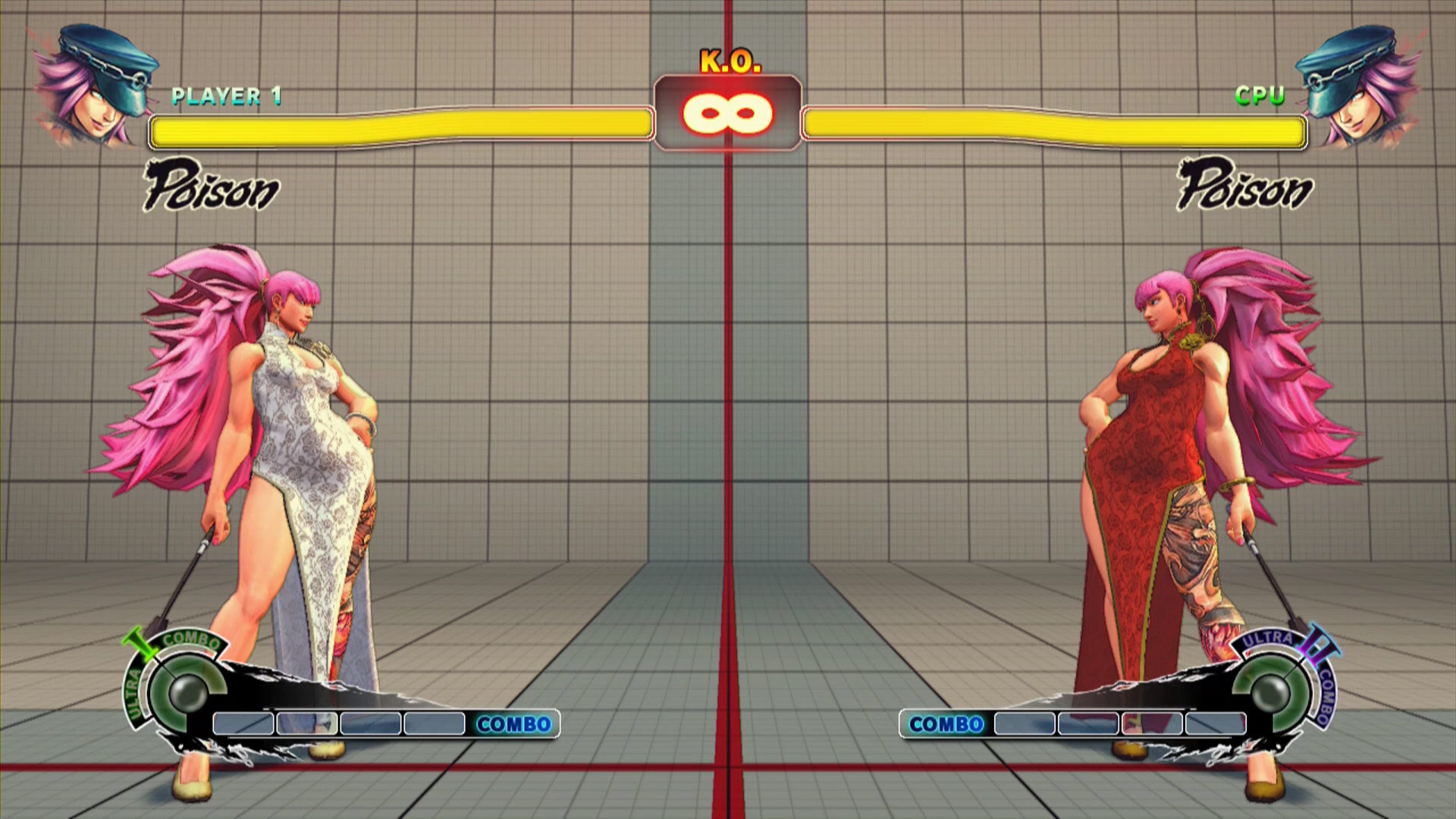 Summer Vacation costume colors in Ultra Street Fighter 4, image #32
