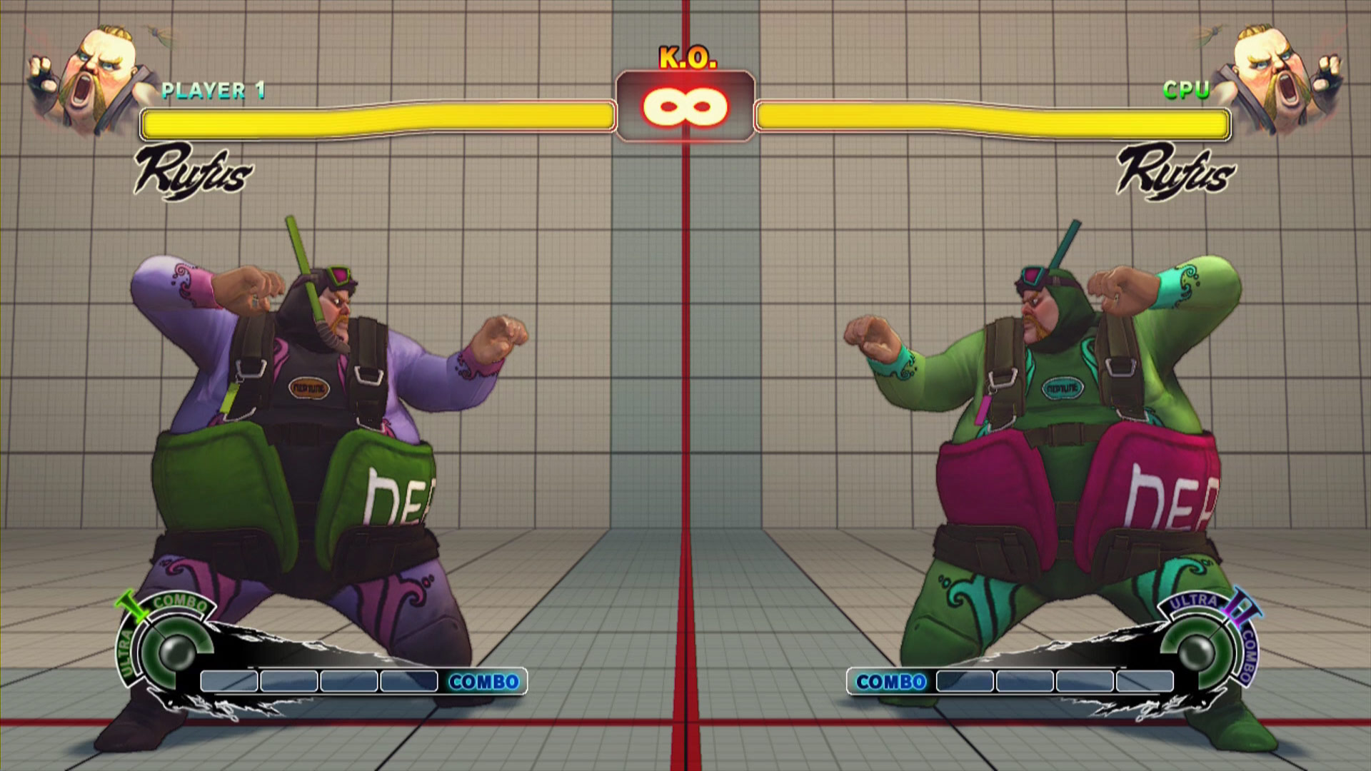 Summer Vacation costume colors in Ultra Street Fighter 4, image #35