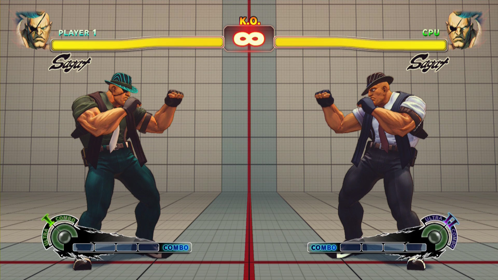 Summer Vacation costume colors in Ultra Street Fighter 4, image #37