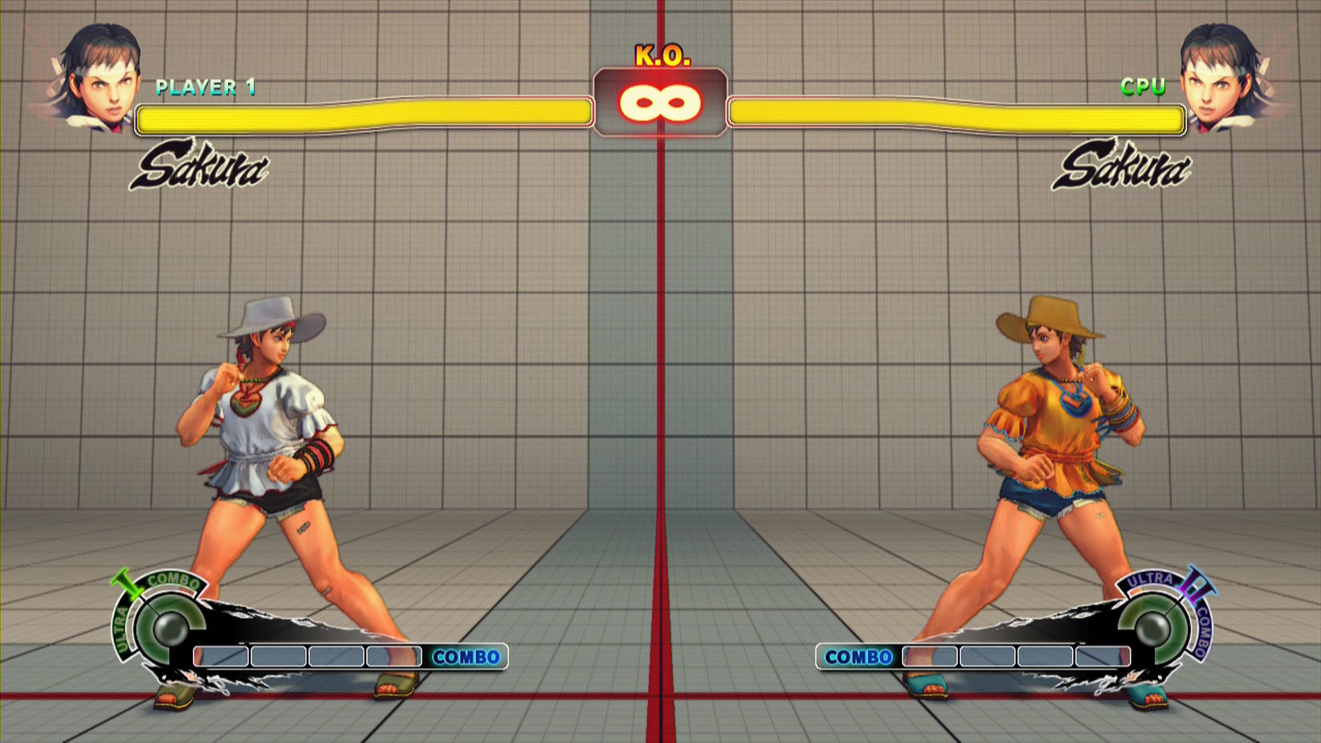 Summer Vacation costume colors in Ultra Street Fighter 4, image #38