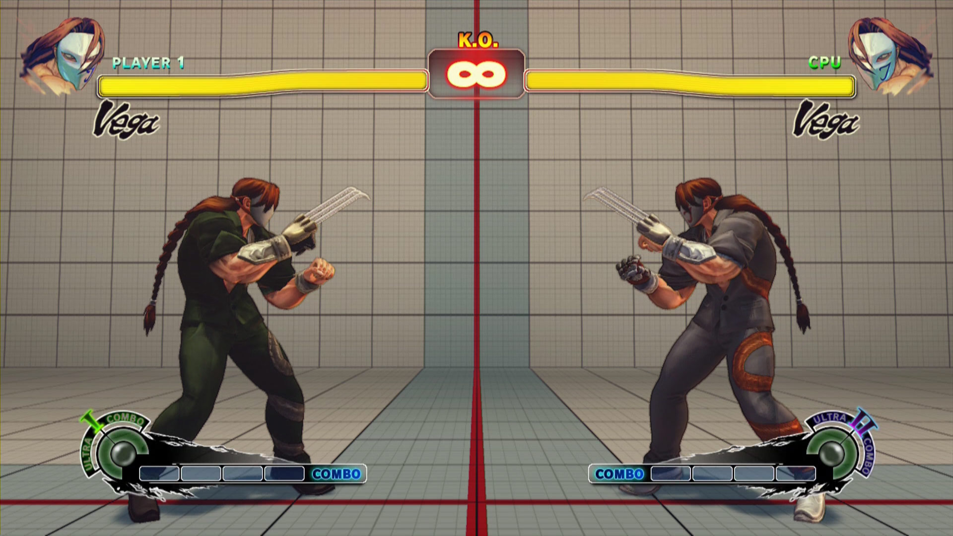 Summer Vacation costume colors in Ultra Street Fighter 4, image #41