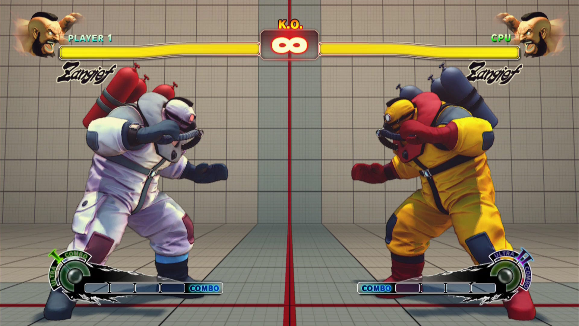 Summer Vacation costume colors in Ultra Street Fighter 4, image #44