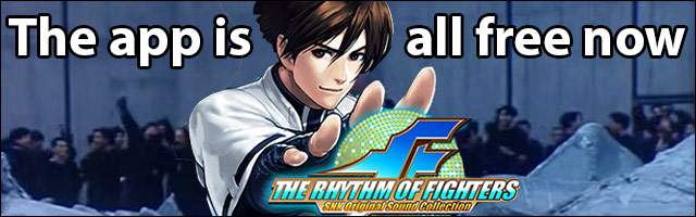 The Rhythm of Fighters Is Now Free to Play