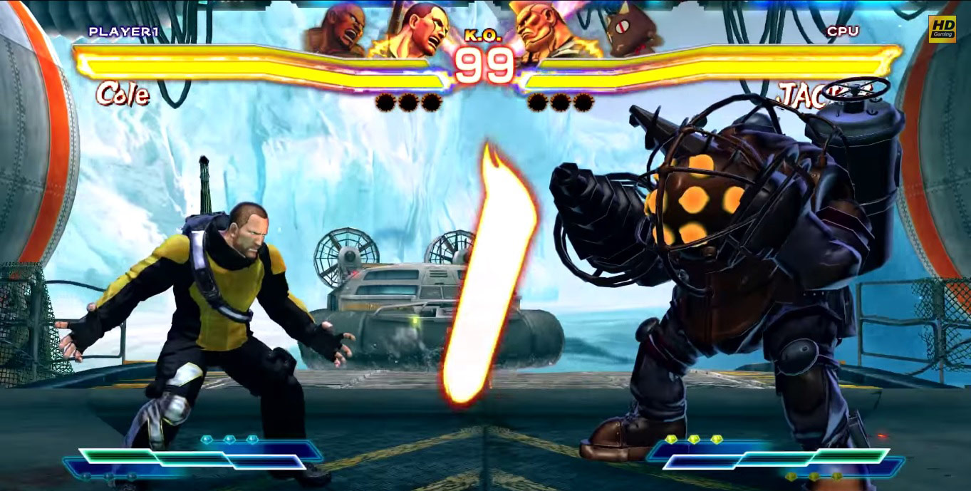 Lollipop Chainsaw, Mortal Kombat, and PlayStation All-Stars