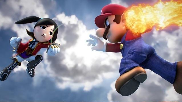 Super Smash Bros. for 3DS impressions from Japan demo - Smash commercial 05