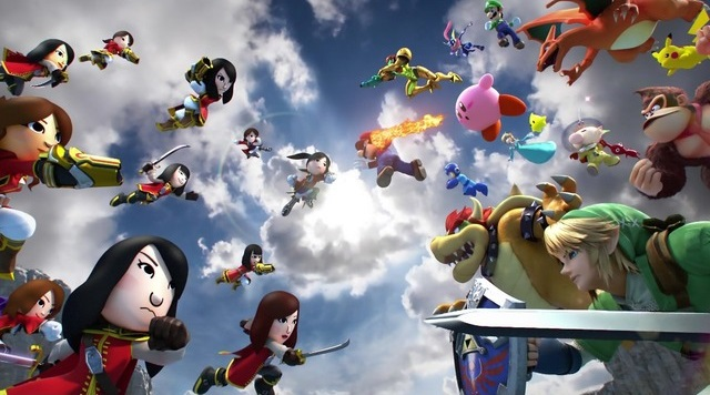 Super Smash Bros. for 3DS impressions from Japan demo - Smash commercial 06