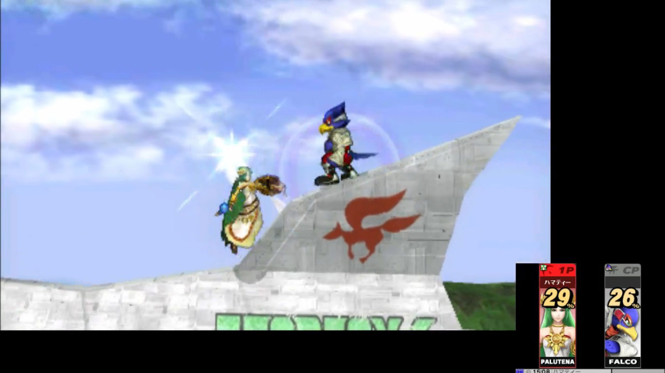 Ness and Falco leaked in Super Smash Bros. 3DS, image #5