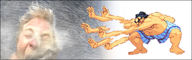 More Omega USF4 footage: Honda has salt throwing and new ...