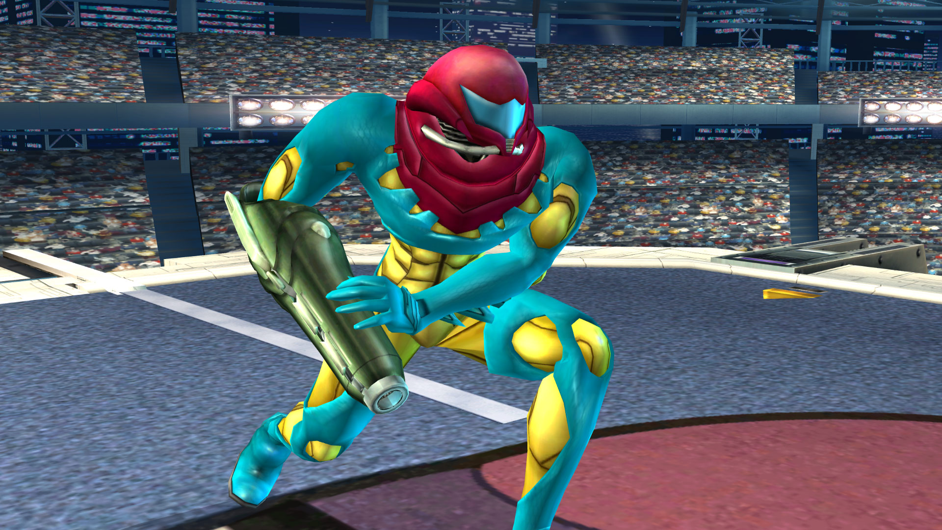 Fusion Suit Samus In Project M Image 3