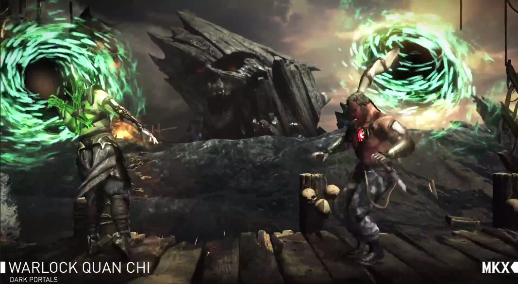 quan chi is the latest mortal kombat x character reveal  video shows sorcerer  warlock  and