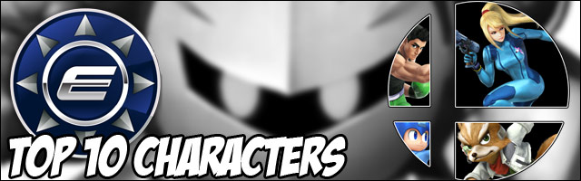 This Week In Smash Tiers Current Top 10 Characters Super Bros 3DS Marth Among The Best Across Three Games