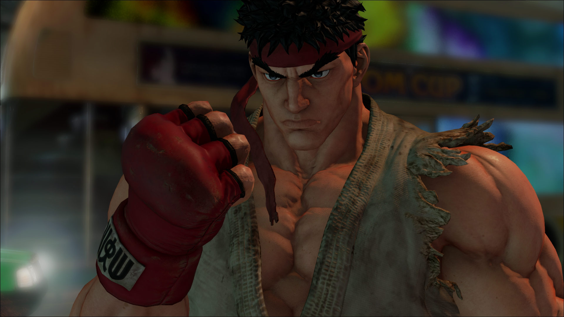 Street Fighter 5 high resolution screen shots, cover art and logo image #4