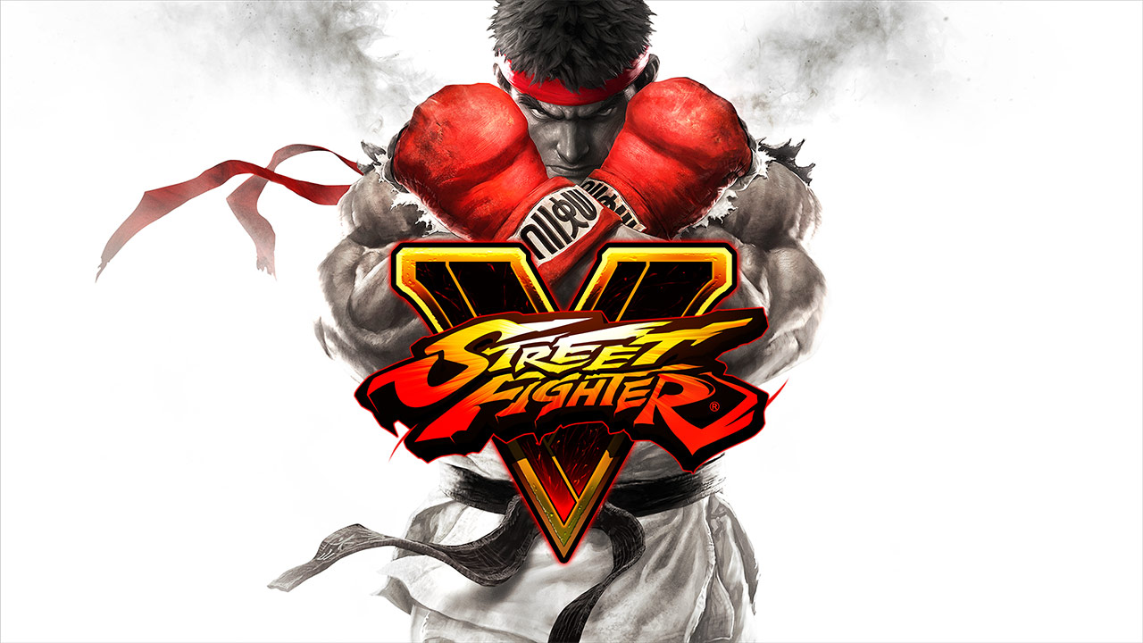 Street Fighter 5 high resolution screen shots, cover art and logo image #5