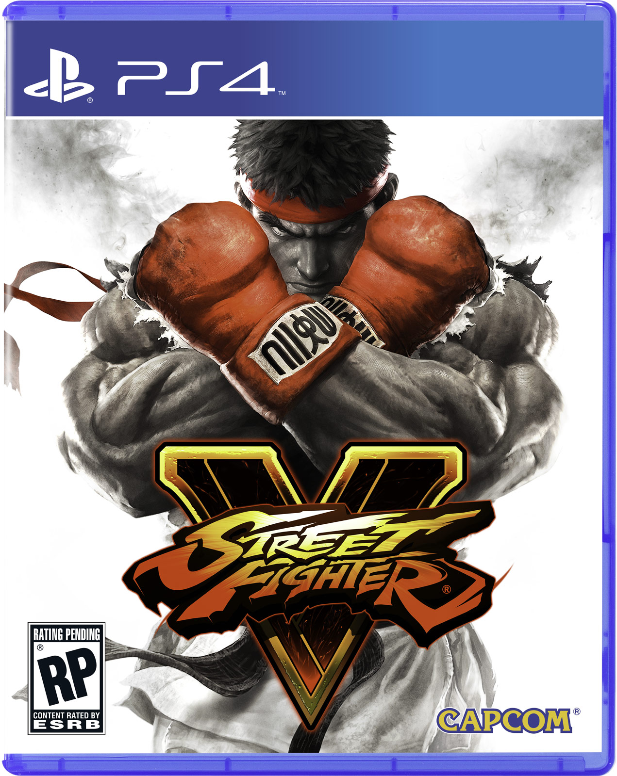 Street Fighter 5 high resolution screen shots, cover art and logo image #7