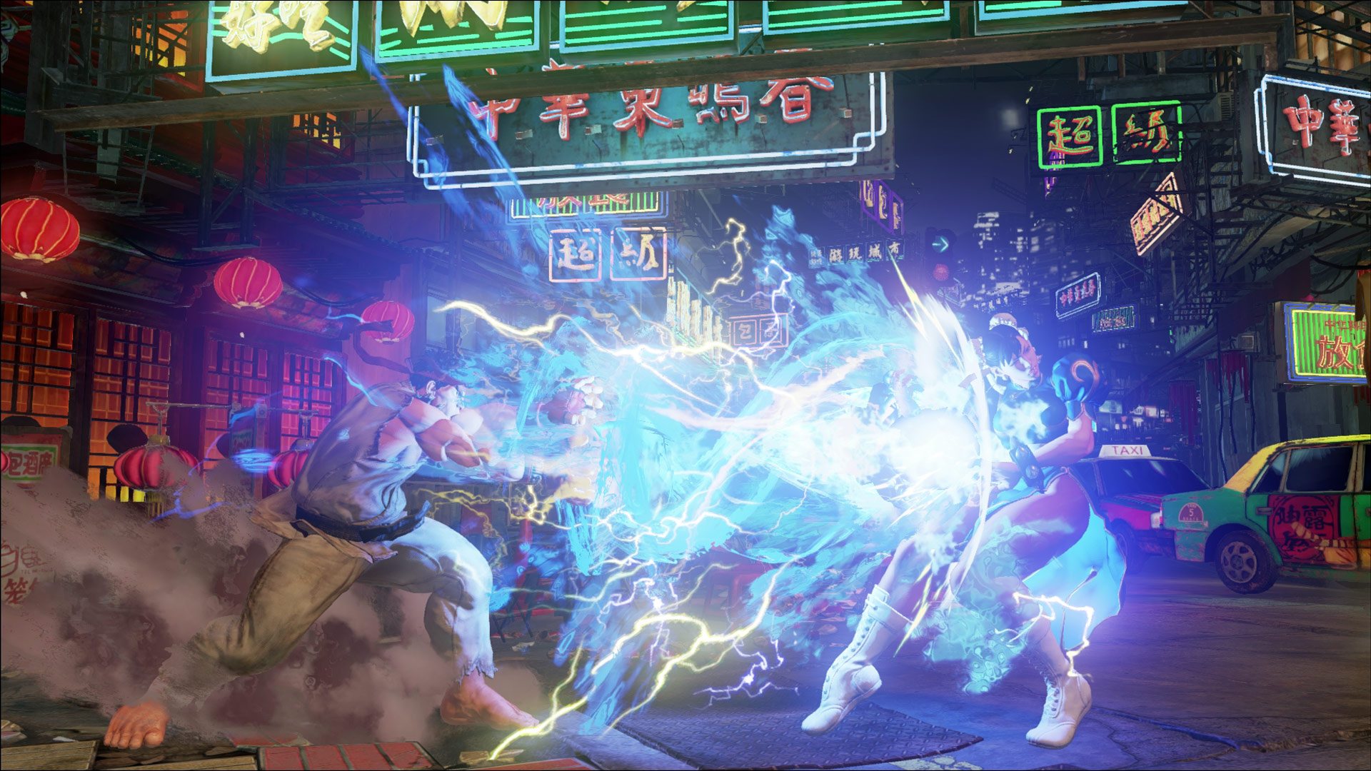 Street Fighter 5 high resolution screen shots, cover art and logo image #8