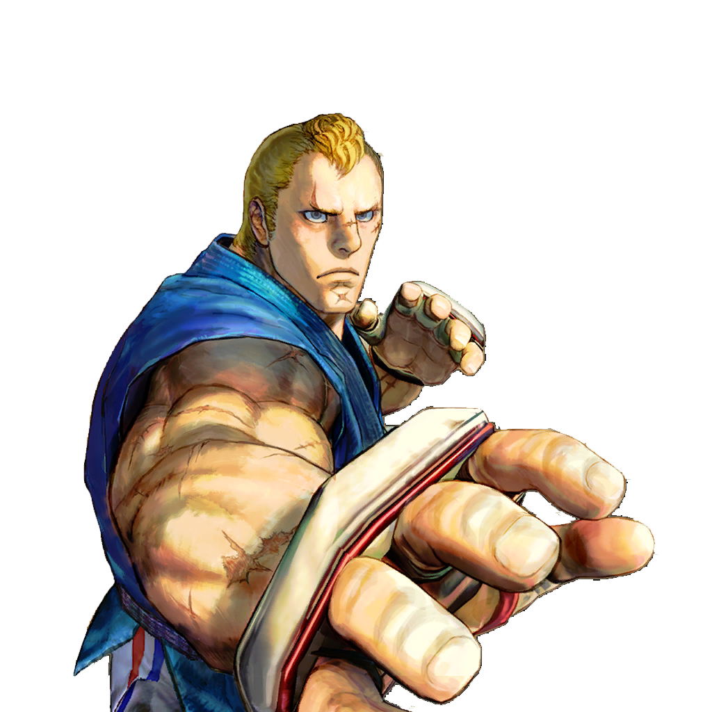 Character select Ultra Street Fighter 4 portraits, image #1