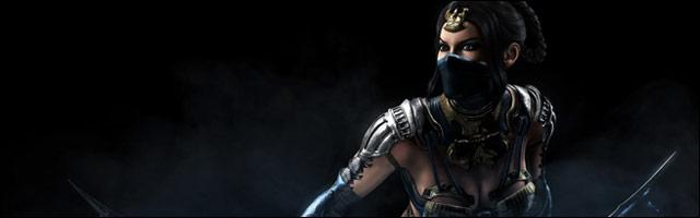 Kitana And Kung Laos Official Mortal Kombat X Artwork Should Definitely Be Your Next Desktop Wallpaper