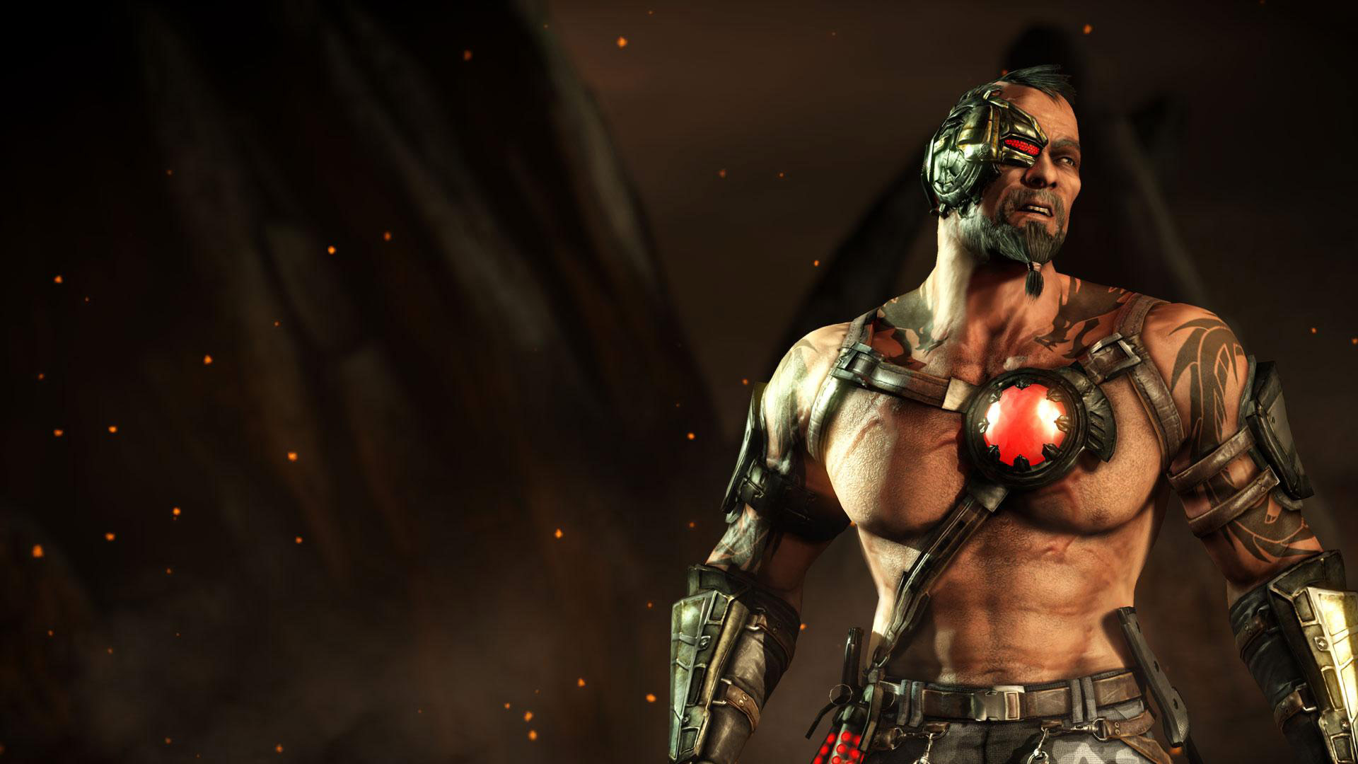 Mileena And Johnny Cage Are Playable Characters In Mortal Kombat X