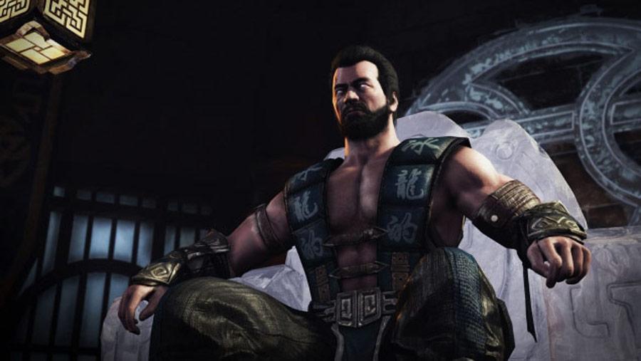 Mortal Kombat X screen shots of Erron Black, Baraka, Shinnok, Goro and Jax #9