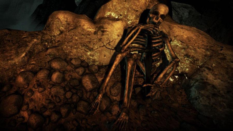 Mortal Kombat X screen shots of Erron Black, Baraka, Shinnok, Goro and Jax #31