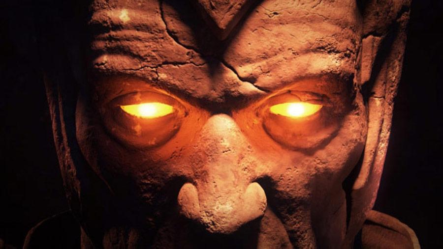 Mortal Kombat X screen shots of Erron Black, Baraka, Shinnok, Goro and Jax #38