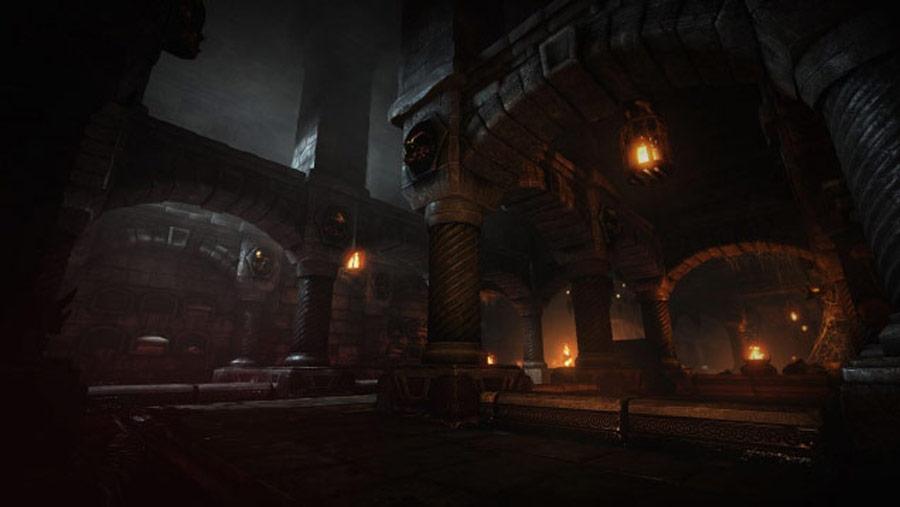 Mortal Kombat X screen shots of Erron Black, Baraka, Shinnok, Goro and Jax #44
