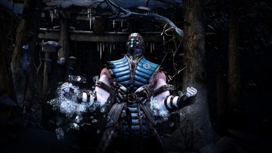 Mortal Kombat X screen shots of Erron Black, Baraka, Shinnok, Goro and Jax #60