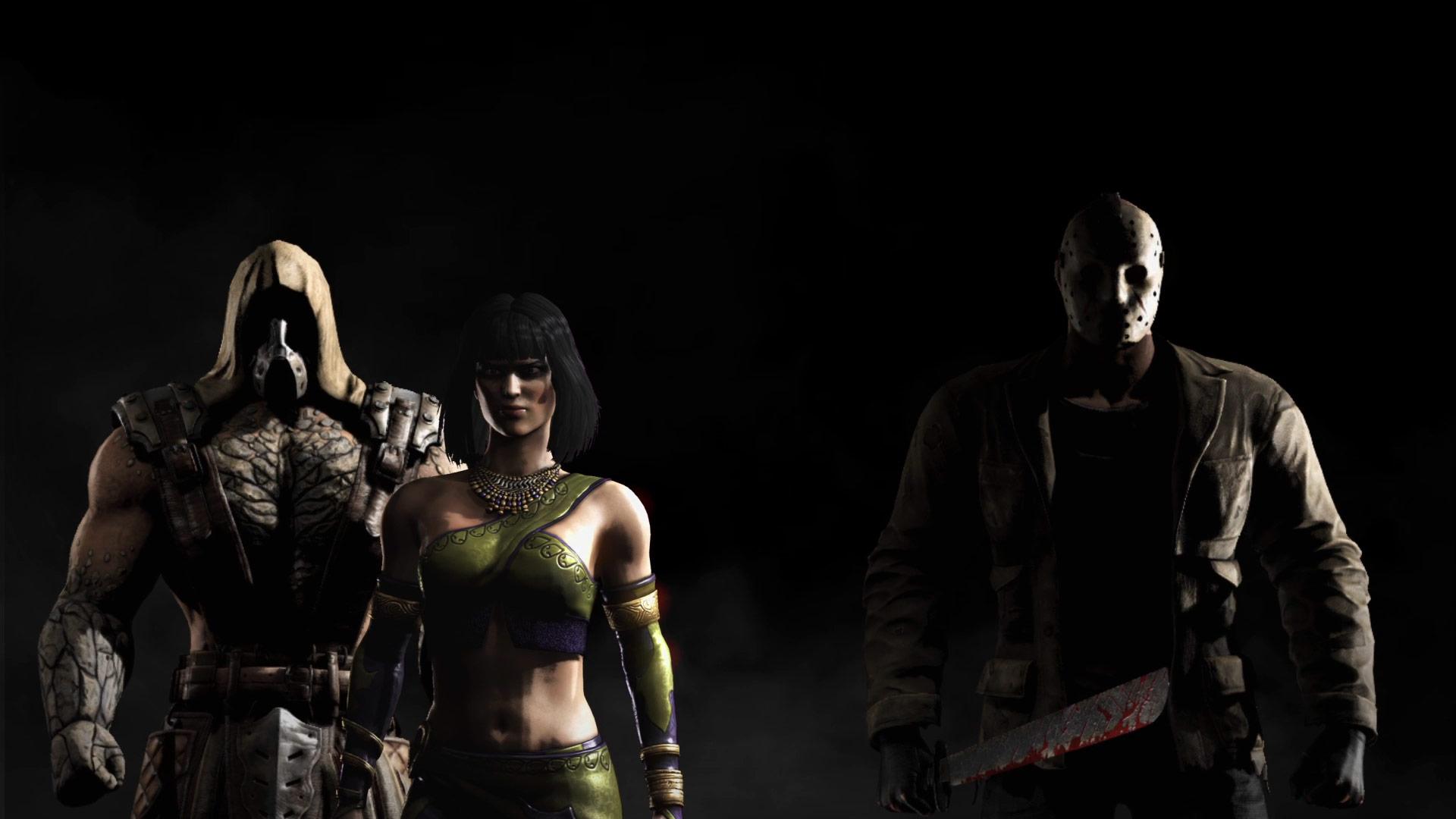 Tremor, Tanya, Predator, and Jason Voorhees are Mortal Kombat X's Kombat Pack characters #4
