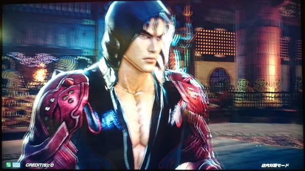 Jin Kazama as hidden sub-boss in Tekken 7, image #2