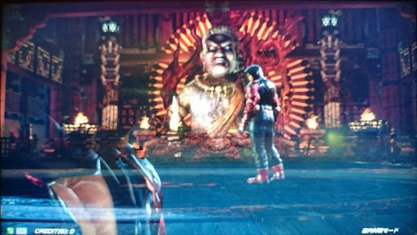 Jin Kazama as hidden sub-boss in Tekken 7, image #3