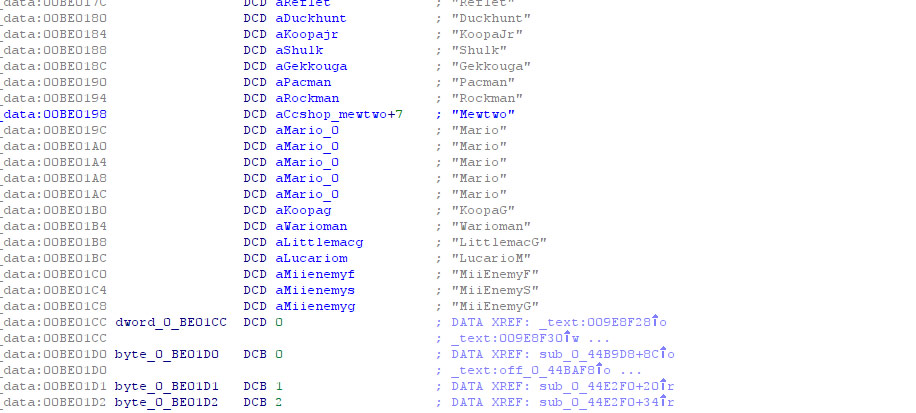 5 new character slots found in Super Smash Bros. 3DS files, more stage slots also discovered
