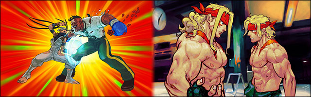 These Magnificent Street Fighter Illustrations From Kandoken Vary