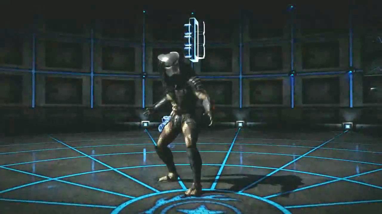 Predator >> Predator teaser for Mortal Kombat X 1 out of 3 image gallery