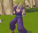 Smash Bros. Meets Dragon Ball Z image #1