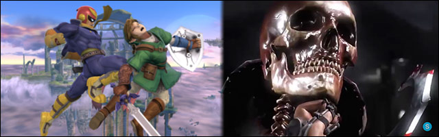 Super Smash Bros X Mortal Kombat Smash Characters Get In Touch